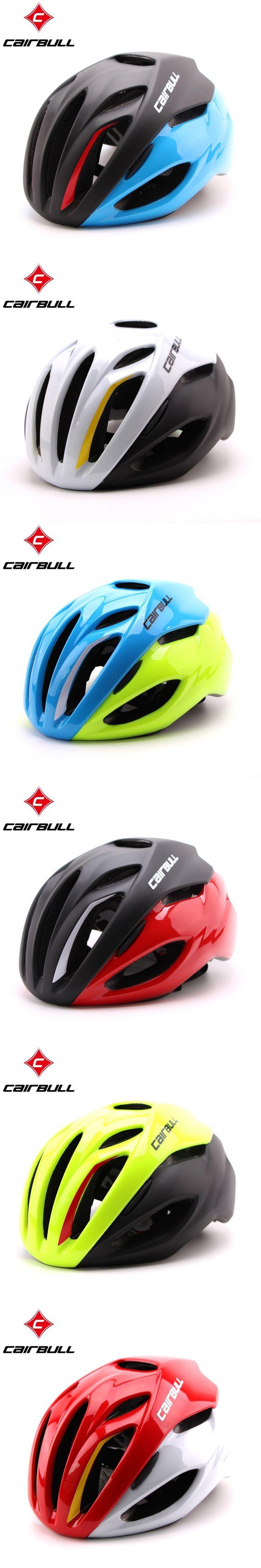 CAIRBULL Cycling Helmet PC+EPS Bicycle Helmet 20 Air Vents Breathable Ultralight Integrally-Molded Bike Helmet Casco Bicicleta