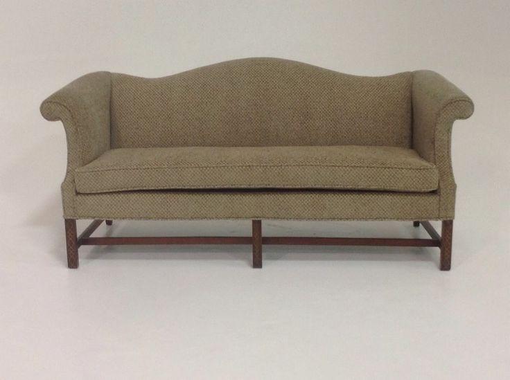 Antique Chippendale Sofa Images Camel Back