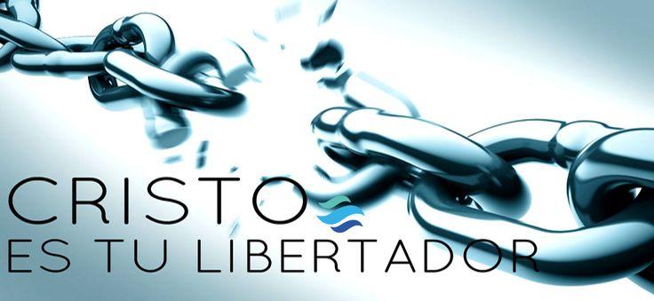 Solo Cristo puede romper toda cadena que ata tu vida, para el Señor no hay nada imposible. recibe hoy tu libertad. www.ravyouthgeneration,com