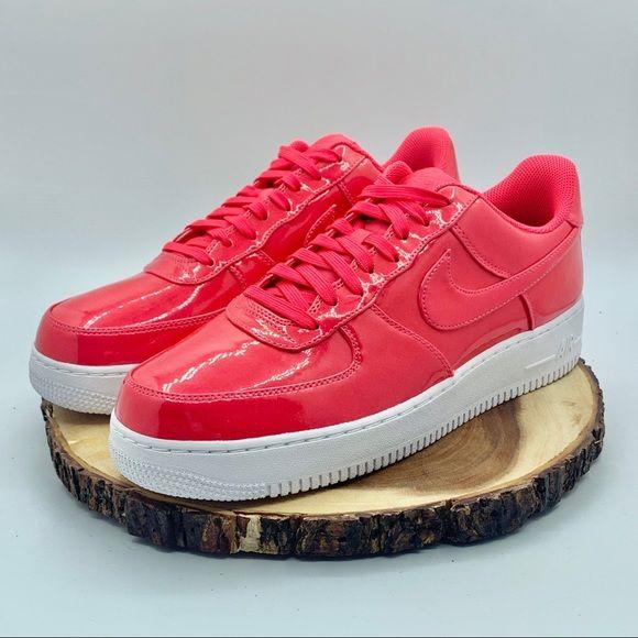 Nike Air Force 1 '07 LV8 UV Siren Red