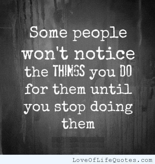 Quotes About People Who Notice: EMOTIONAL BLACKMAIL, THE BLAME GAME (Short Article