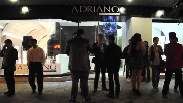 Backstage desfile Nardo / Adriano Nepa