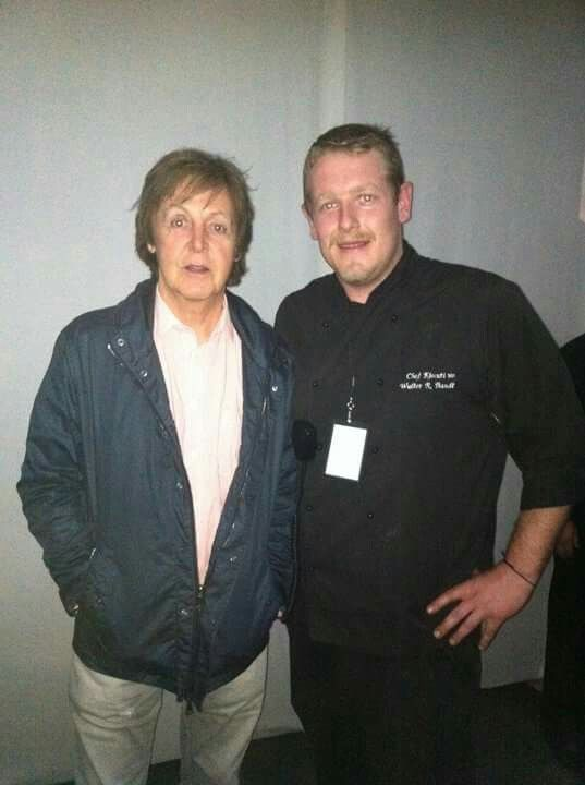 Paul McCartney y yo
