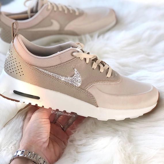 Swarovski bling Frauen Mädchen Nike Air Max 90 Sneakers Made