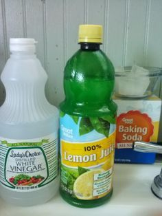 Smith and Blessings: Messy Monday: How to Clean a Garbage Disposal