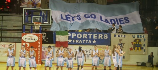 Basket femminile, Acqua & Sapone Umbertide, a Schio l'esame più complicato