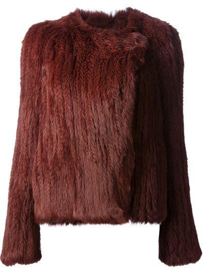 METEO BY YVES SALOMON Fur Coat