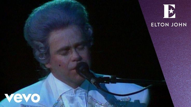 Elton John - Candle In The Wind - YouTube