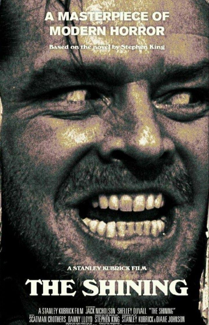 Pin Von Claudio Parada De La Vega Auf Afiches De Peliculas Shining Horrorfilme Horrorfilm Poster