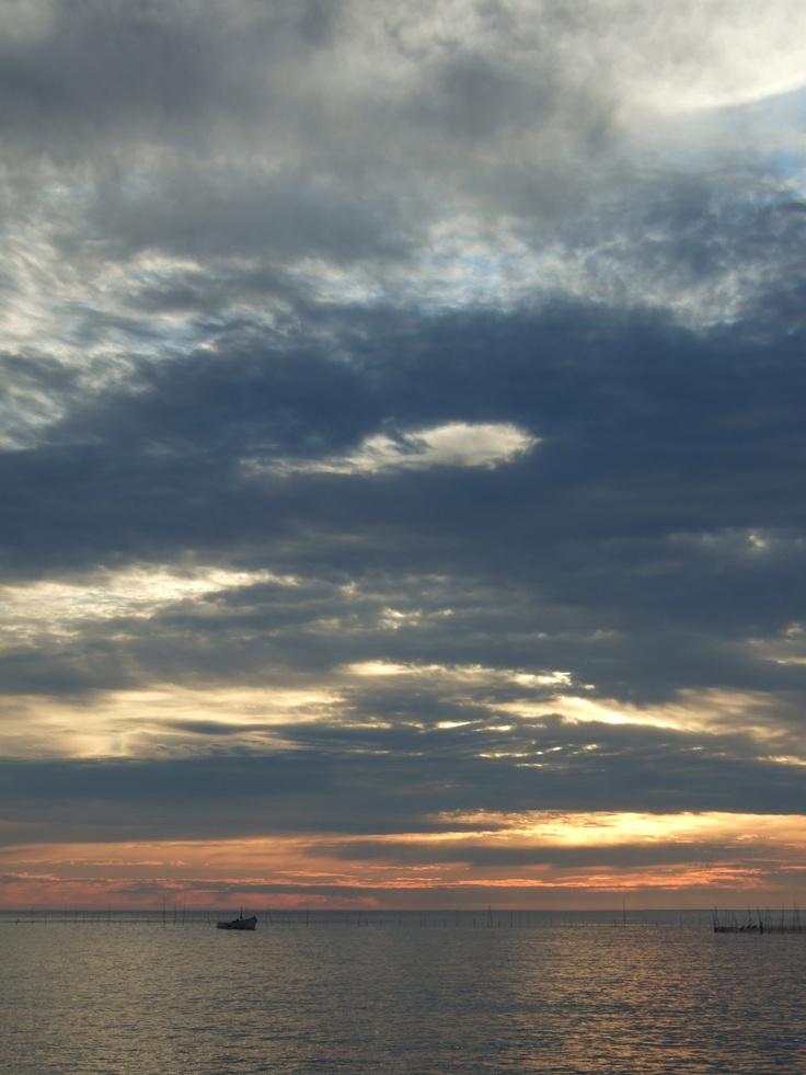Another stunning evening at Sandy Cove, Nova Scotia