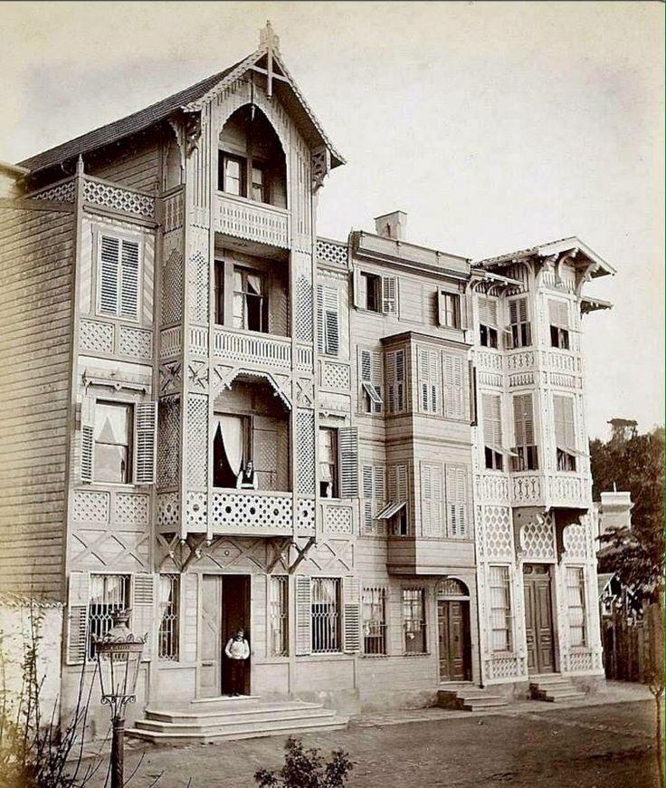 1900ler Büyükdere #istanbul #istanlook