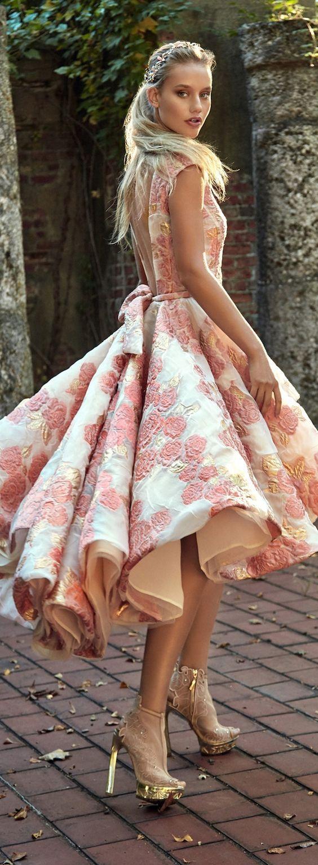 2017 New Arrival Wedding Dresses,Custom Made Wedding Dress,Pink Open Back Wedding Dress,101