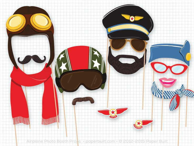 Airplane Party Photo Booth Props, Birthday Party Photobooth Props, Pilot Moustache, Special Delivery, Baby Shower, Little Aviator Jet Setter by PaperBuiltShop on Etsy https://www.etsy.com/listing/119697716/airplane-party-photo-booth-props
