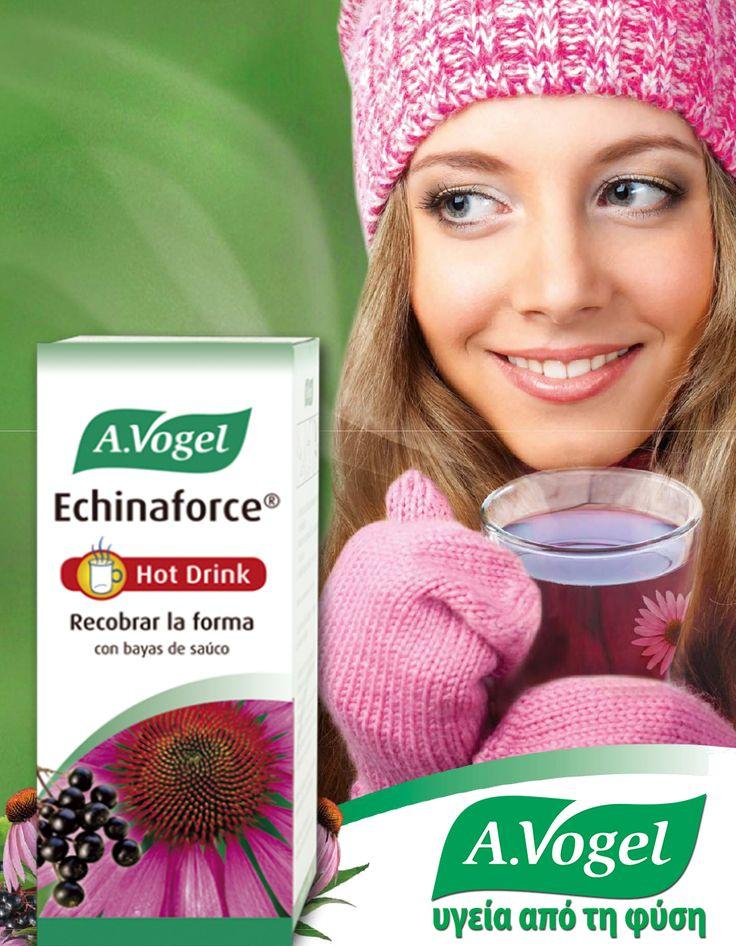 Το Echinaforce® Hot Drink είναι το ίδιο αποτελεσματικό με το Oseltamivir [Tamiflu].  Όσον αφορά στον κίνδυνο επιπλοκών και στην ασφάλεια, ανώτερο αποδείχθηκε το Echinaforce® Hot Drink έναντι του Oseltamivir [Tamiflu]. Διαβάστε περισσότερα στο παρακάτω link: http://www.avogel.gr/blog/echinaforce-vs-tamiflu/