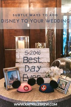 Wedding Ideas | Wedding Inspiration | Disney Wedding | Fairytale Wedding | Disney Ideas | Disney Bride | Disney Couple | Disney Obsessed | Disney Style | Wedding Colors | Wedding Dress | Wedding Flowers | Wedding Shoes | Wedding Themes