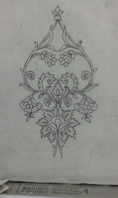 Beautiful motif