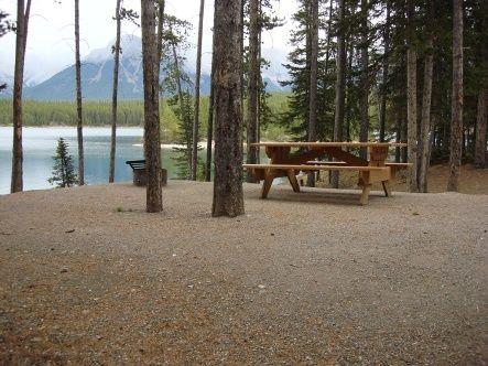 Interlake's Campground Kananaskis Country