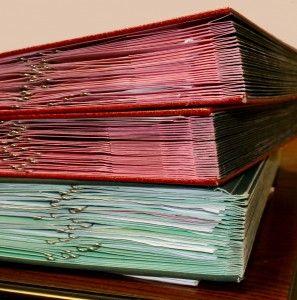Wie lange sollte ich welche Unterlagen aufheben?