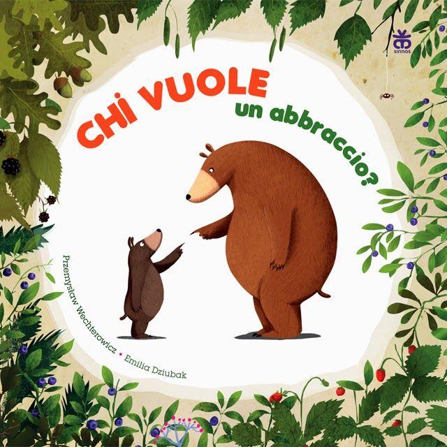 """E voi... lo volete un abbraccio?!?! Due simpatici orsi vanno alla ricerca di qualcuno da abbracciare. """"Chi vuole un abbraccio?"""", novità editoriale fresca di stampa per un'estate fresca di pioggia dalla casa editrice Sinnos! Vita a zero-tre: """"Chi vuole un abbraccio?"""", P. Wechterowicz, E. Dzi..."""