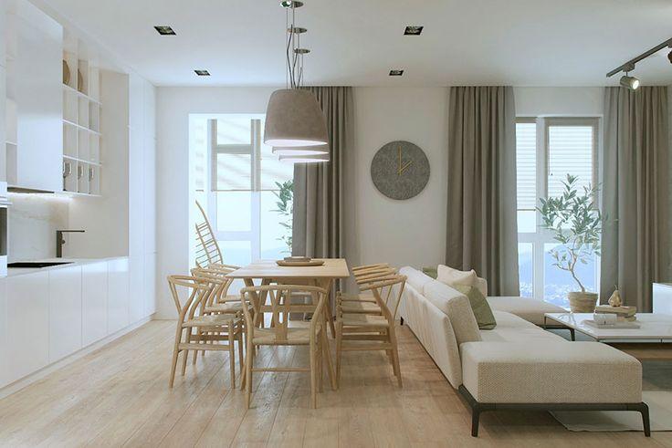 Wonderful Arredamento Per Open Space Moderno 15
