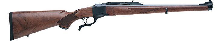 Ruger® No.1 International Single-Shot Rifle Model 1362 Mannlicher full wood stock - 45/70 or similar