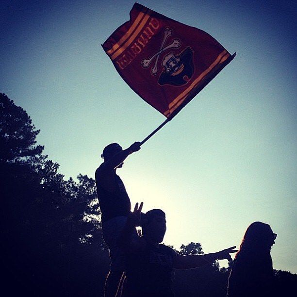 Epic picture of a #ECU Pirates Tailgate! Thanks @ecutailgater!  #SuperTailgate #tailgate #tailgating #win #letsgo #gameday #travel #adventure #stadium #party #sport #ESPN #jersey #sports #league #SportsNews #score #photooftheday #love #football #NCAAF #CollegeFootball