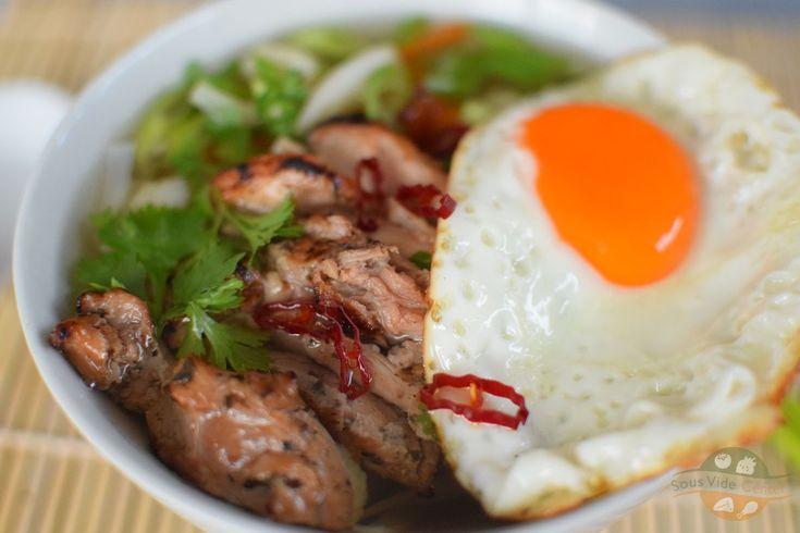 Kínai tiszta leves  #chinese #clean #soup #asian #easy #delicious #vegan #sousvidecenter