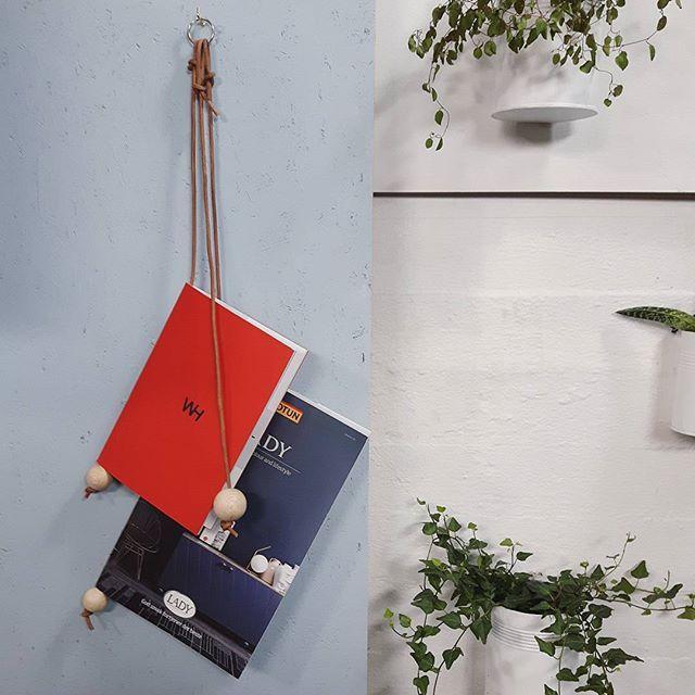 Magasinholder / DIY #DIY #GDS #gjørdetselv #magasinholder #rom123tv #TV2Livsstil #interiør #interiör #interior #onset #avdfrysja