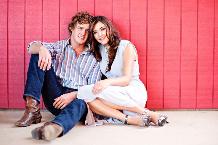 Brisbane Lovebirds Engagement Portrait Photography | Monique and Tom
