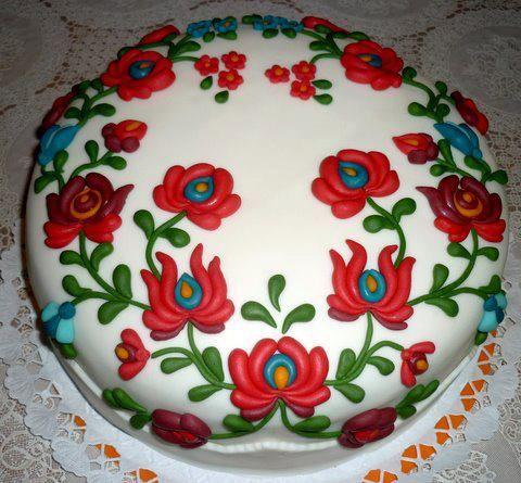 Matyo cake hungarian
