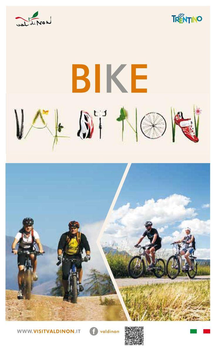 Bike  Percorsi per tutti i gusti in Val di Non!