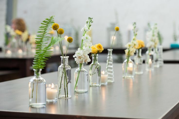 Photography: Theo Milo - theomilophotography.com  Read More: http://www.stylemepretty.com/2014/08/18/rustic-urban-garden-wedding/