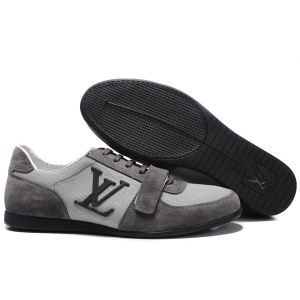 Louis Vuitton designer shoes for men.