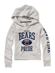 Chicago Bears - Victorias Secret. I have the gear, now I need to go to a game in Chicago one day!