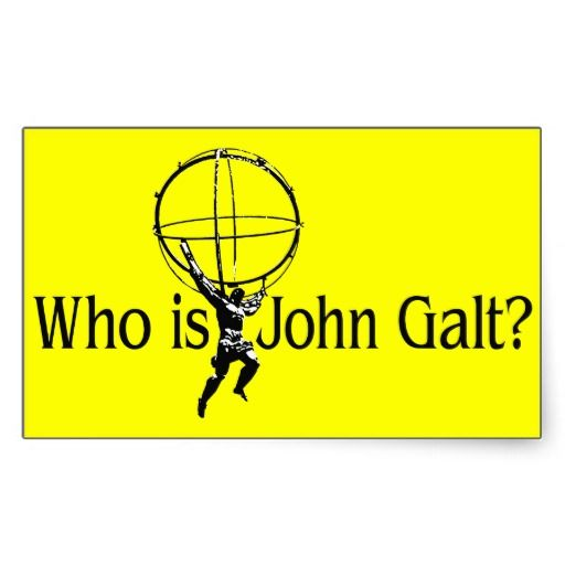 17 Best images about Who Is John Galt Sticker on Pinterest ...
