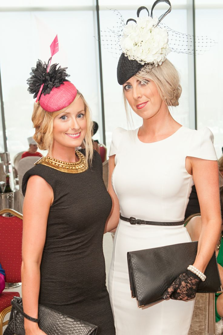 Galway Races Best Hat Evening on Ladies Day 2013