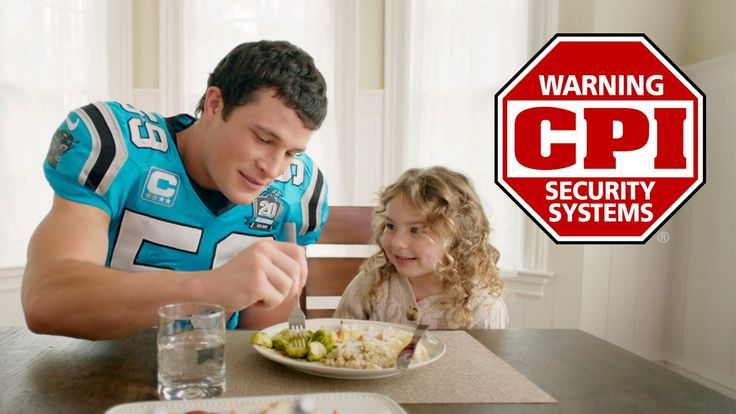 What if Luke Kuechly could eat your Brussels Sprouts - CPI Security Cont...