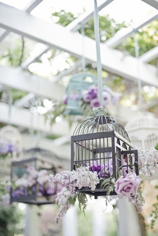 lilac wedding   30 Lilac And Lavender Wedding Inspirational Ideas » Photo 30