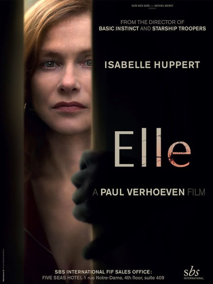 'Elle' Trailer: Isabelle Huppert is Attacked in New Paul Verhoeven Film