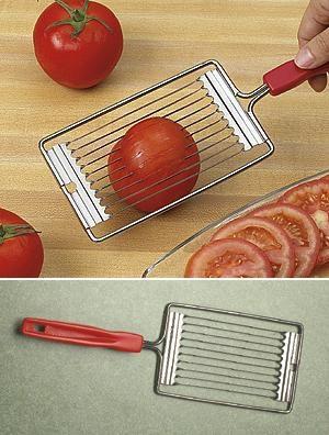 Tomato Slicer...so perfect
