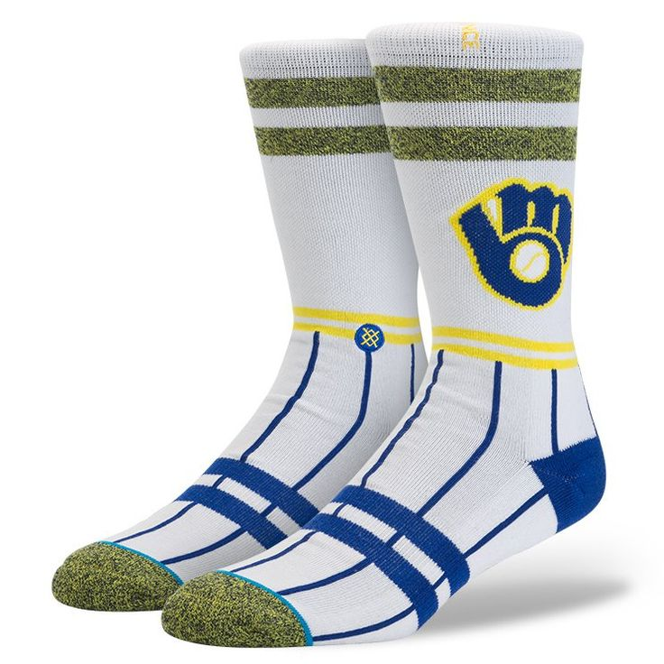 Stance | Brewers | Men's Socks | Official Stance.com