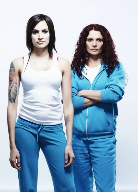 Wentworth is the new Orange is the New Black.... I'm obsessed