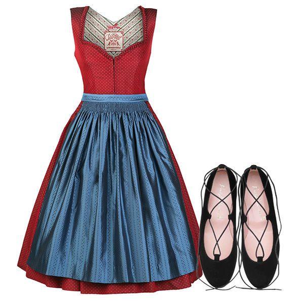 Verspielt und süß: Bleiben beim Tanzen dank Schnürung an der Stelle und machen sich gut zu Maxi-Kleidern und Skinny-Jeans.