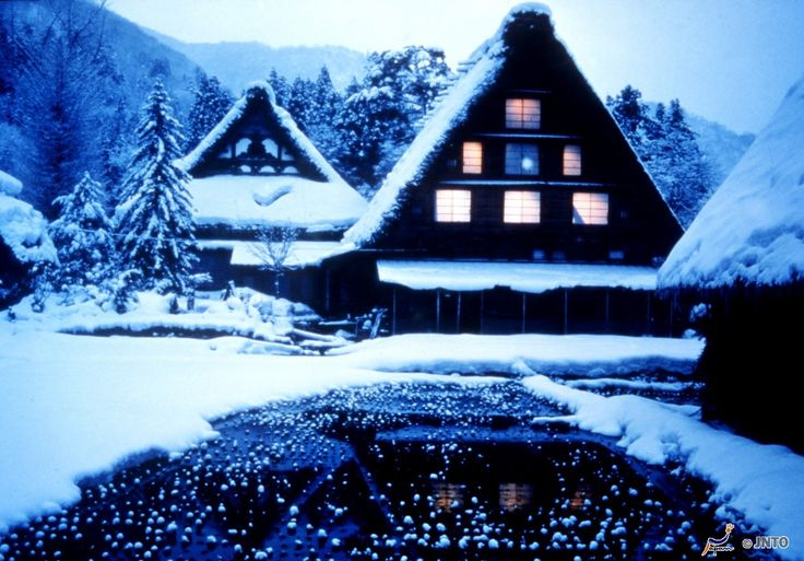 houses in Shirakawa, #japan