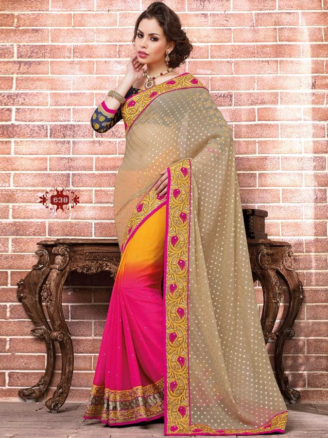 The craze for shopping of sarees online shopping in India is high. So people now a days look for online Indian sarees. A casual saree to bridal designer lehenga is available at Kalazone.Huge range of sarees,lehangas and salwar kameez at kalazone silkmill.