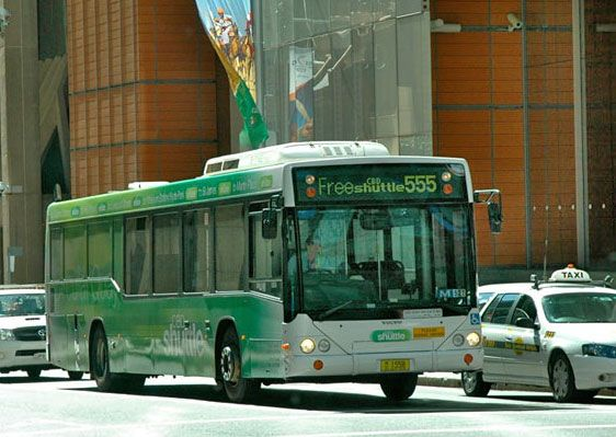 Metro Apartments on Darling Harbour: FREE Sydney City Bus