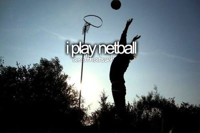 Tumblr, netball, quote, quotes, i play netball, love, life, pain