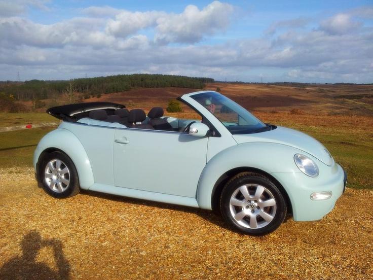 Dream cars, Blue beetle and Beetle on Pinterest