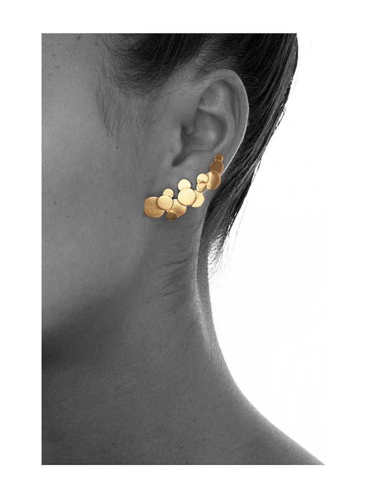 Maria Black, Konfetti Pair Earring, Scandinavian Fashion, wild-swans.com