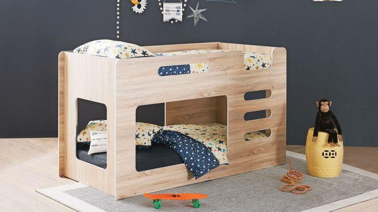 Peekaboo Single Bunk Bed - Kids Beds & Suites - Bedroom - Beds & Manchester   Harvey Norman Australia